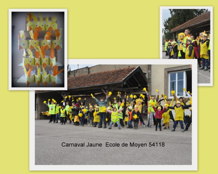 la journee jaune